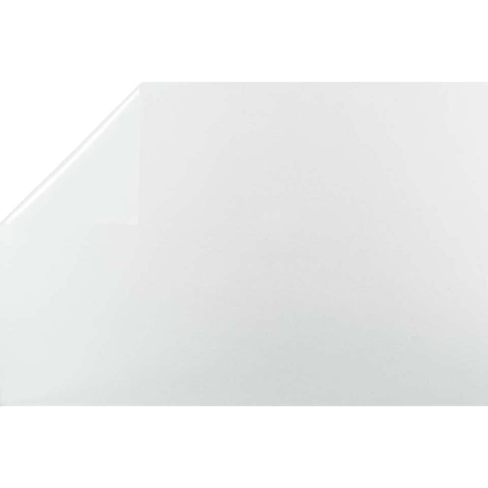 Raamfolie zandkorrels semi transparant 45 cm x 2 meter zelfklevend